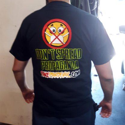 Fake Pandemic T-Shirt