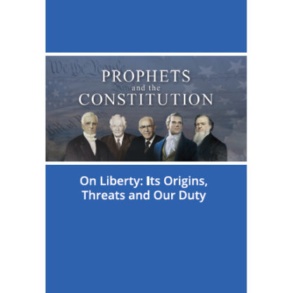 prophets and the constitution booklet